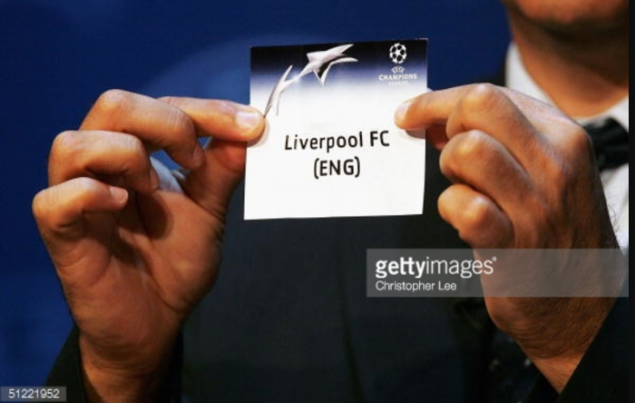 Nice and Hoffenheim among Liverpool's potential Champions League play-off round draw opponents