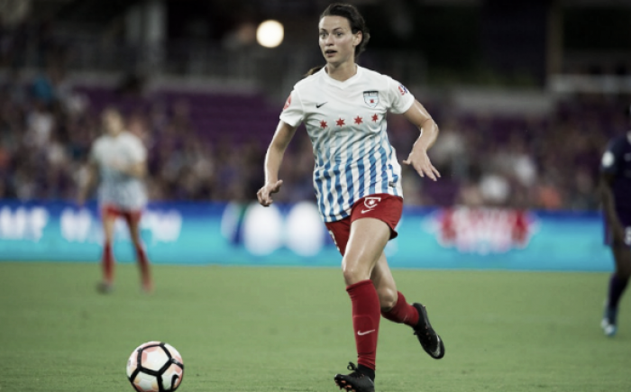 Orlando Pride take a point from the Chicago Red Stars 1-1