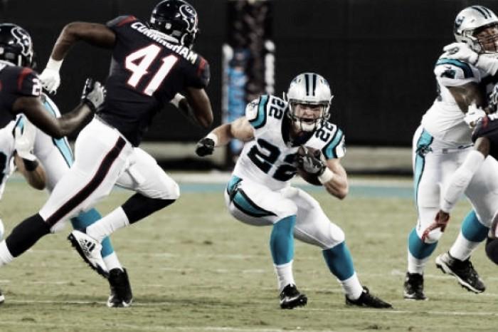 Carolina Panthers beat Houston Texans to open Preseason