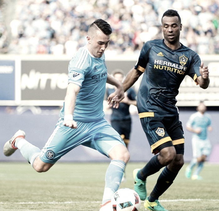 LA Galaxy vs New York City FC: New York look to keep up winning ways