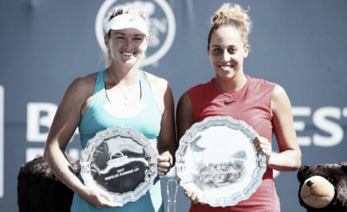 WTA Cincinnati first round preview: Madison Keys vs Coco Vandeweghe
