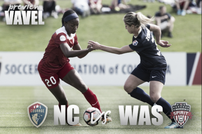 North Carolina Courage vs. Washington Spirit Preview: Two ends of the table meet