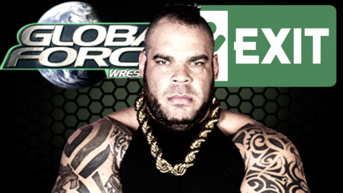 Tyrus Officially Released from Global Force Wrestling