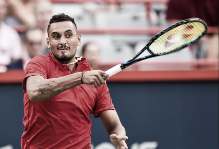 Nick Kyrgios: Ferrer is going to be a tough battle