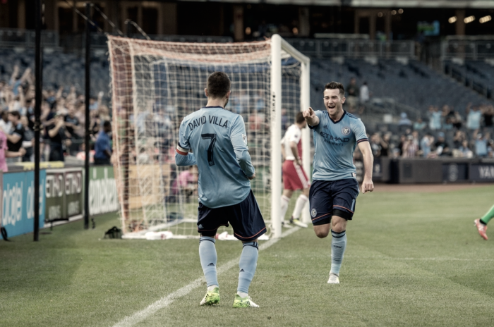 NYC, Sounders score stoppage-time winners
