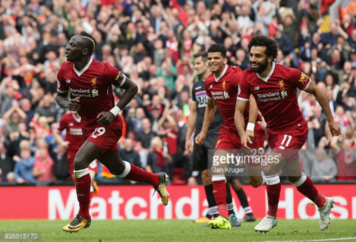 Liverpool 1-0 Crystal Palace: Second-half Mané strike hands Reds their first win of the season