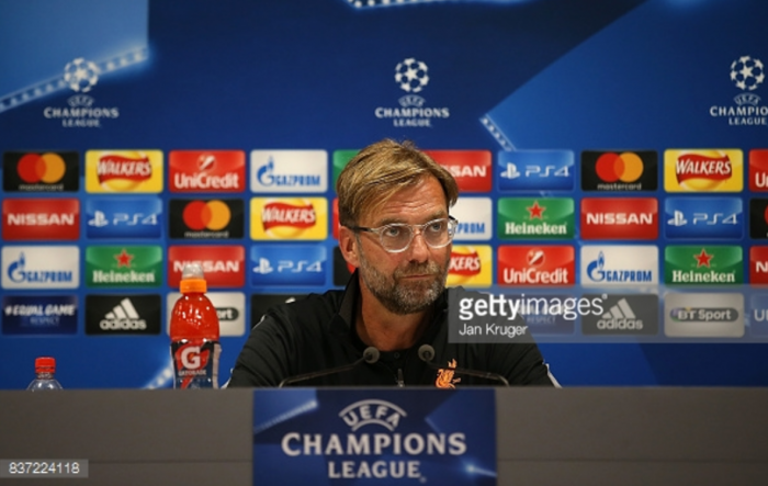 """Jürgen Klopp hoping to see Liverpool take """"the next step"""" by securing Champions League group stage berth"""