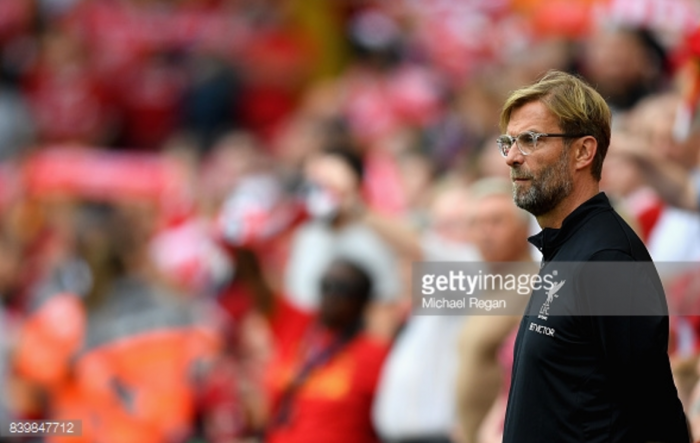 Jurgen Klopp encouraged by Liverpool display vs. Arsenal after short rest