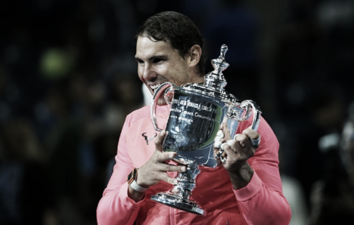 Del Potro versus Nadal: Recent history favors the 'Gentle Giant'