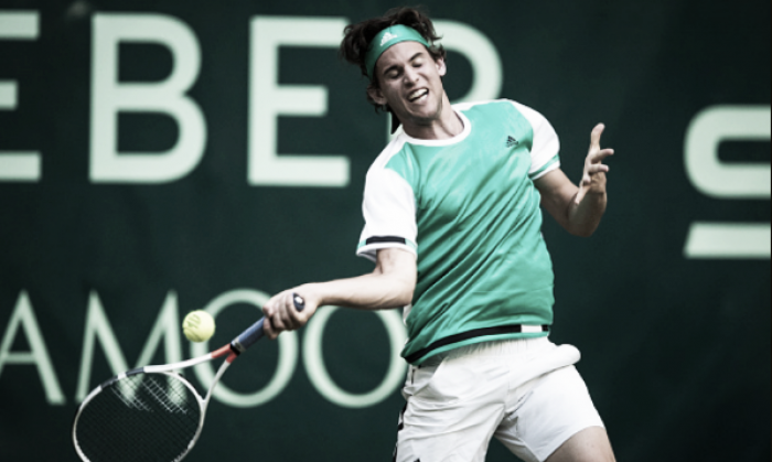 Dominic Thiem to play Halle the next two years