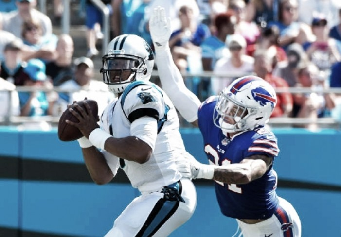 Carolina Panthers win defensive battle against Buffalo Bills