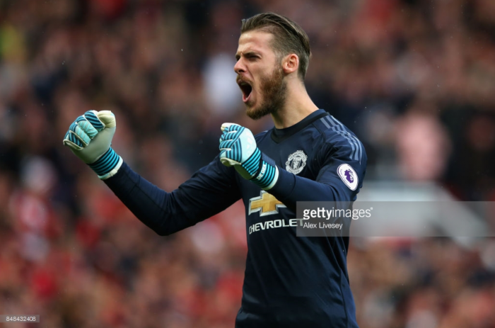 Manchester United to offer new deal to goalkeeper David De Gea according to reports