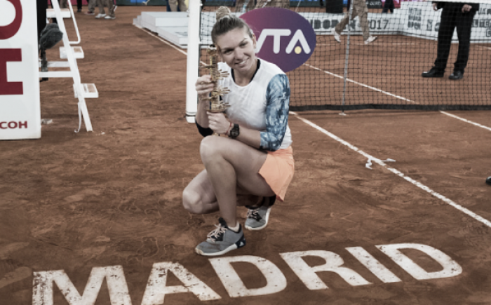 Simona Halep second to qualify for the WTA Finals