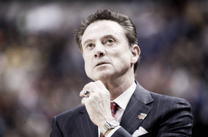 Rick Pitino, Tom Jurich placed on administrative leave due to FBI investigation