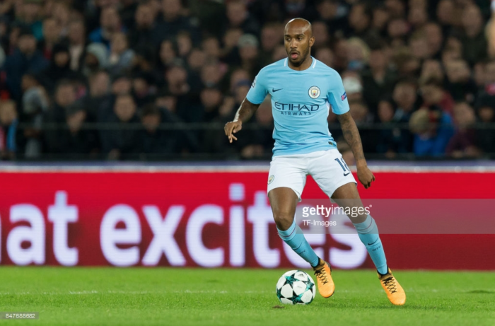 Fabian Delph a surprise inclusion in England's 26-man squad for final two World Cup qualifiers