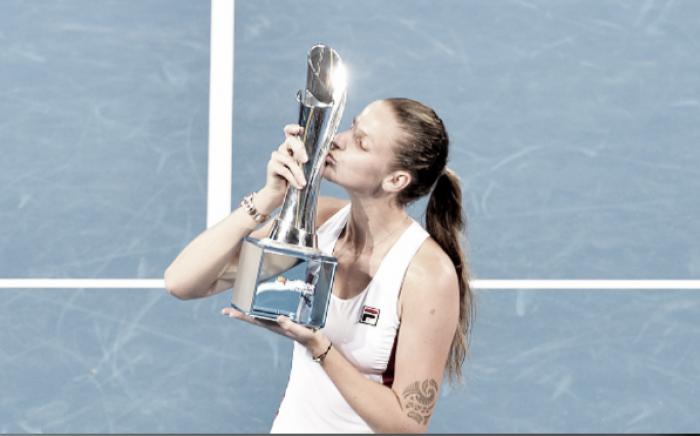 Karolina Pliskova fourth to qualify for WTA Finals