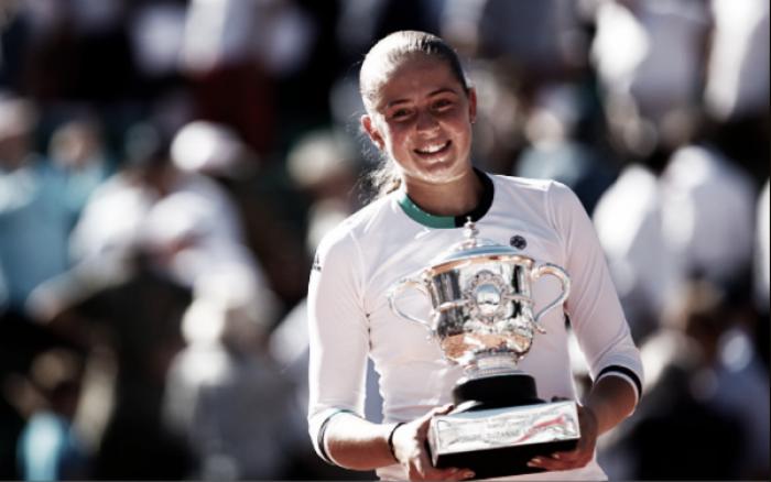 Jelena Ostapneko seventh to qualify for the WTA Finals