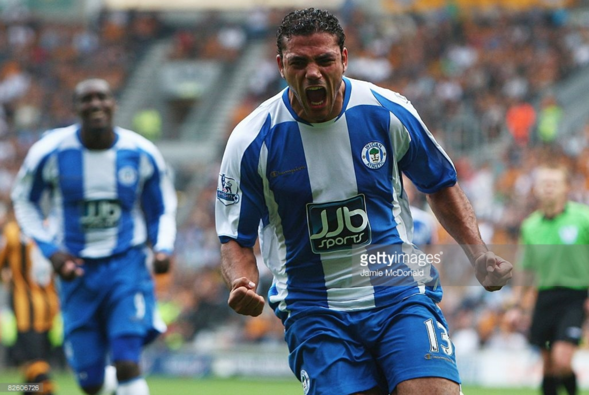 The A-Z of forgotten football heroes: Z - Amr Zaki