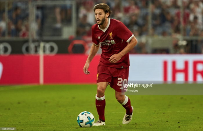 Jürgen Klopp hopeful Liverpool's Adam Lallana can make injury return after November international break
