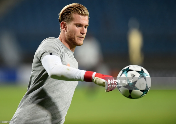 Liverpool boss Jürgen Klopp: Loris Karius will start in goal for Maribor clash