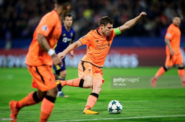 Jürgen Klopp: Picking between Milner and Henderson for Liverpool's trip to Spurs not a problem