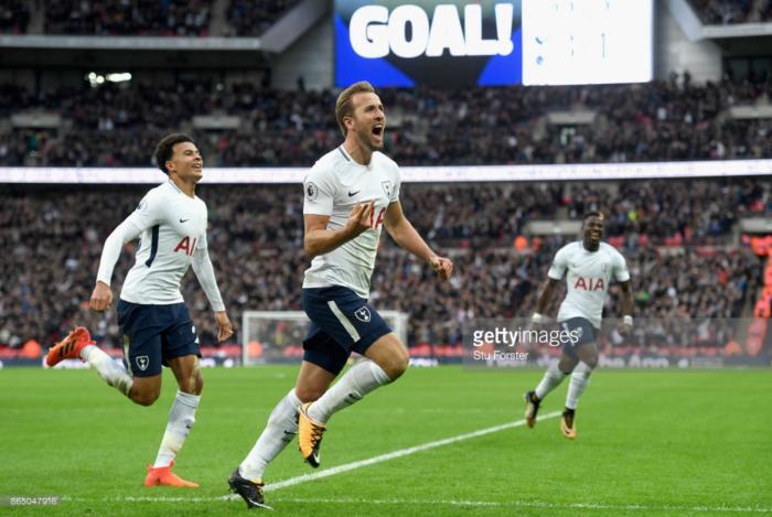 Tottenham Hotspur 4-1 Liverpool: Kane nets a brace as Spurs embarrass woeful Reds defence