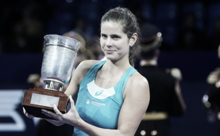 On The Line episode four: German WTA sweep, Tsonga soars, Vienna/Basel previews