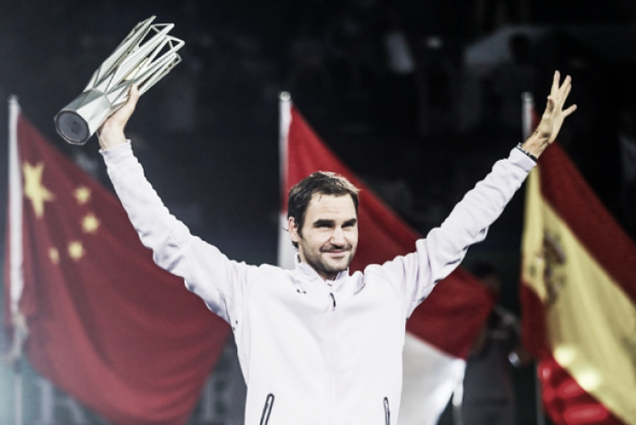 Much ado about nothing? Why scheduling has always been a priority with Roger Federer