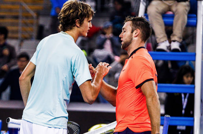 ATP World Tour Finals round-robin preview: Alexander Zverev vs Jack Sock