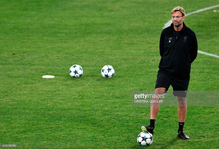 Jürgen Klopp: Liverpool's Sevilla trip is the game we've been looking forward to