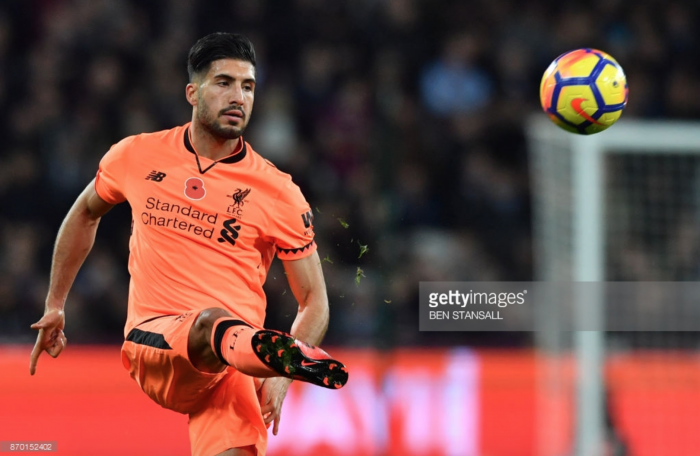 "Liverpool manager Jürgen Klopp: Midfielder Emre Can ""a doubt"" for Chelsea clash"