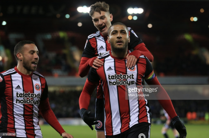 Sheffield United 1-1 Birmingham City: Clarke strikes again to secure the Blades a share of the points