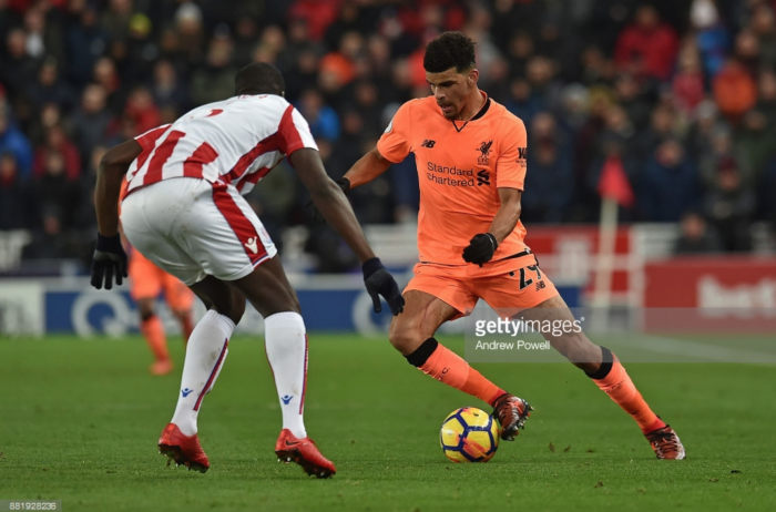 Jürgen Klopp: Liverpool striker Dominic Solanke should have scored in win over Stoke