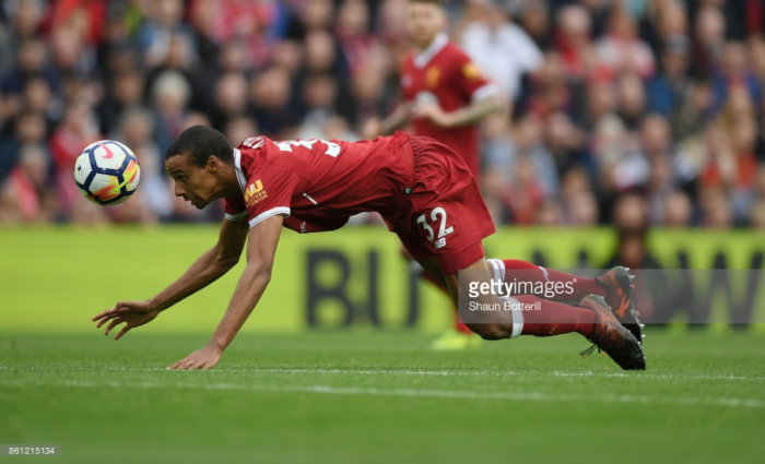 Jürgen Klopp: Joël Matip unlikely to be fit for Liverpool's trip to Brighton