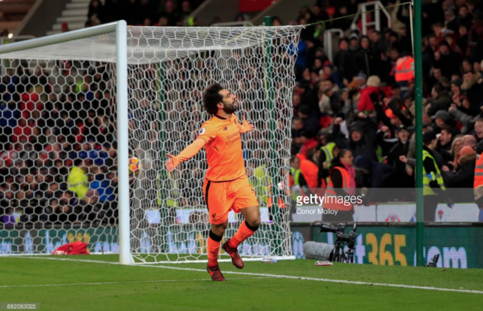Mo Salah's goalscoring form is no surprise declares Liverpool boss Jürgen Klopp