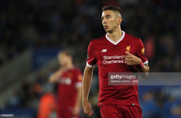 Jürgen Klopp believes Marko Grujić can have long Liverpool career despite possibility of January loan