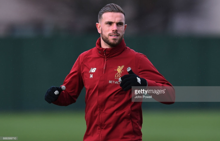 "Jordan Henderson still an ""important"" Liverpool player insists Jürgen Klopp"