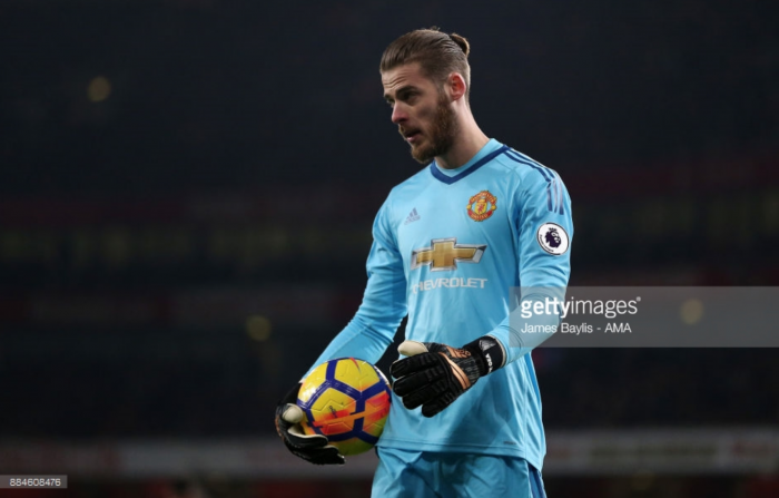 David De Gea: The question ahead of the derby is whether City can stop United too