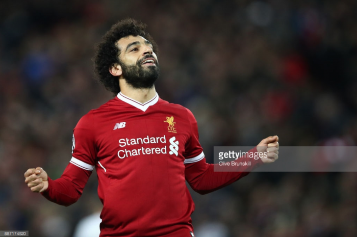 Mohamed Salah Wins BBC African Footballer Of the Year 2017