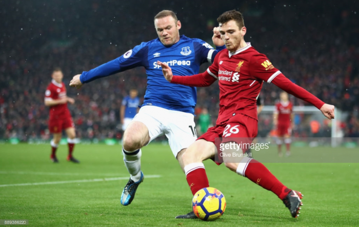 Andrew Robertson hoping to stake a claim for Liverpool left-back spot in Alberto Moreno's absence
