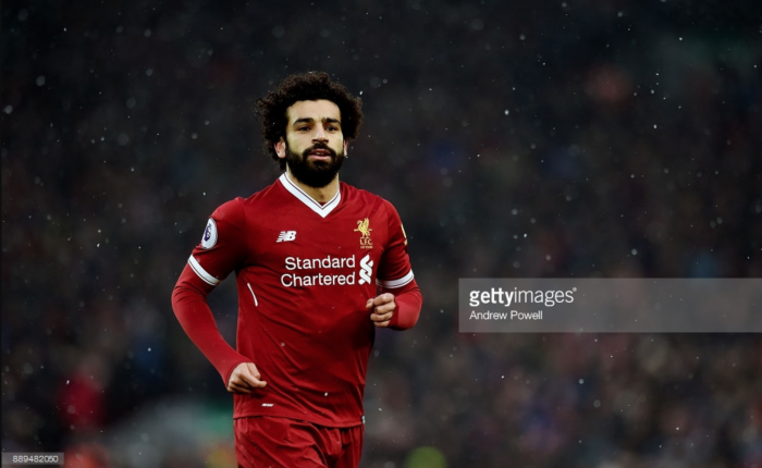 Jurgen Klopp Explains Why He Took Off Mohamed Salah In Merseyside Derby