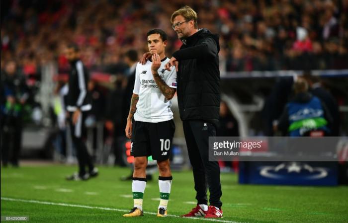 """Jürgen Klopp: Liverpool's """"aggressive"""" development will continue in spite of Philippe Coutinho loss"""