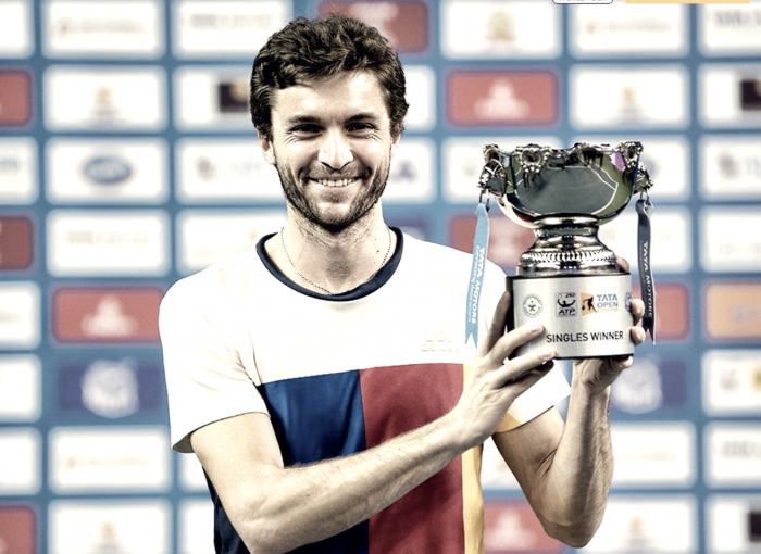 ATP Pune: Gilles Simon caps off magical week with a title