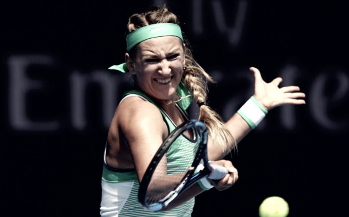 Former champion Azarenka withdraws from the Australian Open