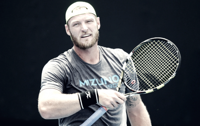 Sam Groth's singles career comes to an end in Australian Open qualifying