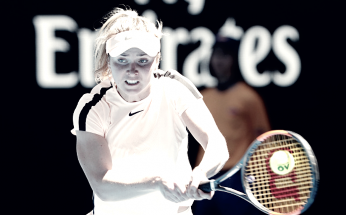 Australian Open: Elina Svitolina survives scare from Katerina Siniakova