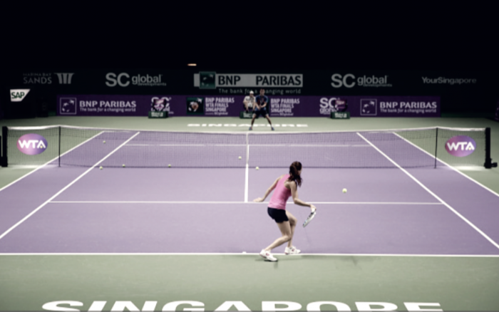 Singapore to host WTA Finals for last time in 2018