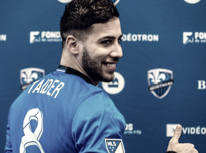 Saphir Taïder joins Montreal Impact as Designated Player