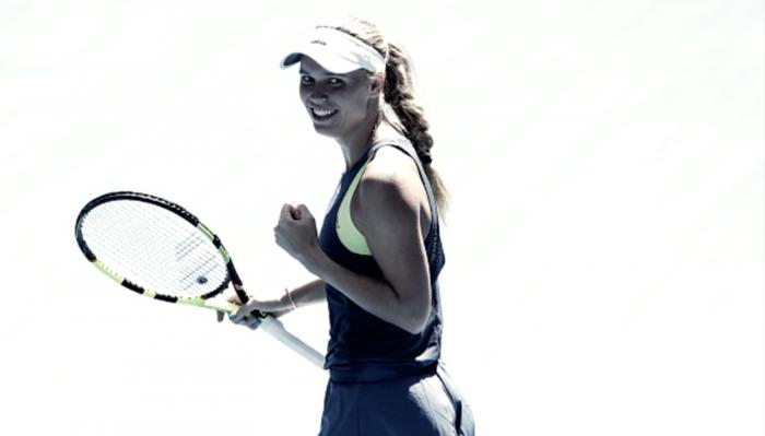 Australian Open: Caroline Wozniacki books place into first-ever Australian Open final