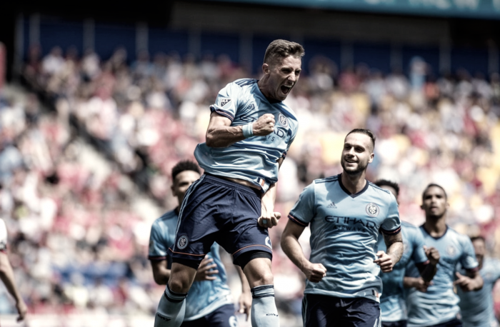 Ben Sweat extends stay at New York City FC